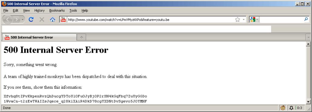 500 server error example